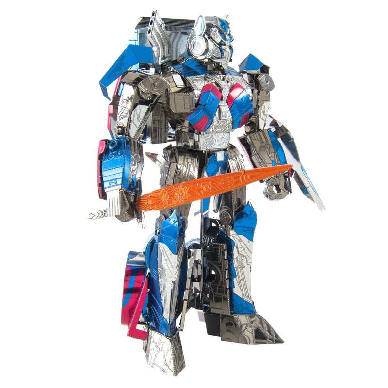Metal Earth Premium Series Transformers Optimus Prime-Metal Earth-At Play Toys