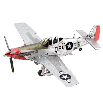 Metal Earth P-51D Mustang