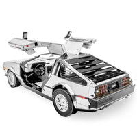 Metal Earth Delorean-Metal Earth-At Play Toys