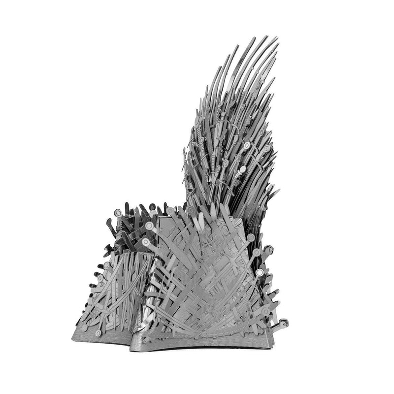 Metal Earth Premium Series GOT Iron Throne-Metal Earth-At Play Toys