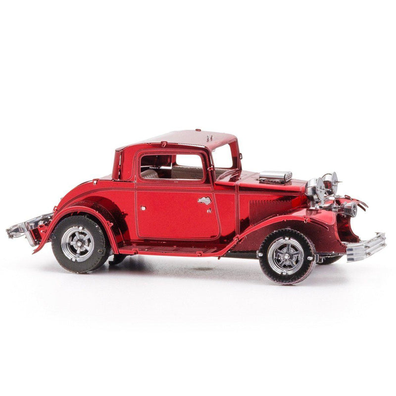 Metal Earth 1932 Ford Coupe-Metal Earth-At Play Toys