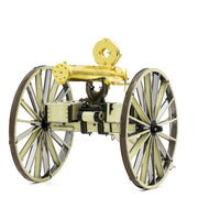 Metal Earth Wild West Gatling Gun-Metal Earth-At Play Toys