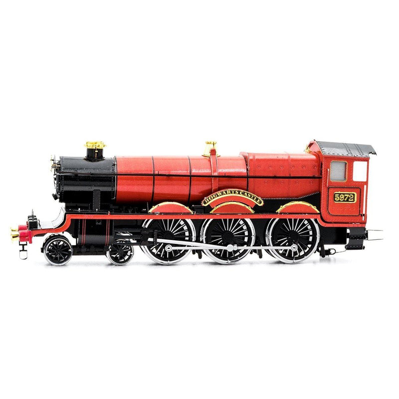 Metal Earth Premium Series Hogwarts Express Locomotive-Metal Earth-At Play Toys