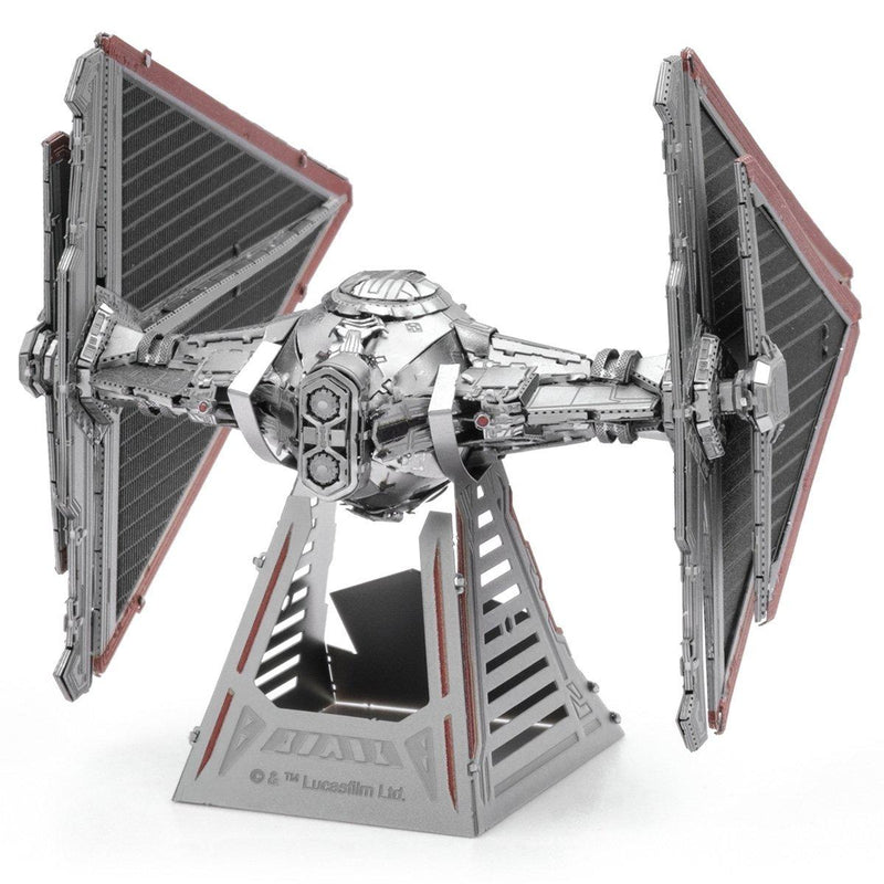Metal Earth Star Wars Sith TIE Fighter-Metal Earth-At Play Toys