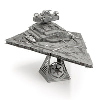 Metal Earth ICONX Star Wars Imperial Star Destroyer-Metal Earth-At Play Toys