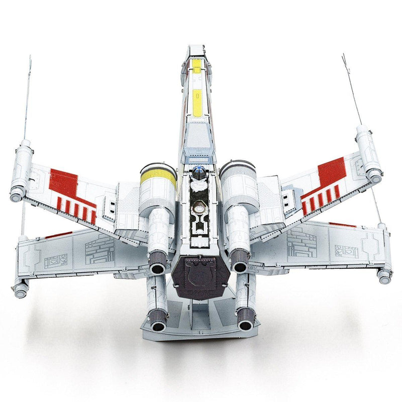 Metal Earth Premium Series Star Wars X-Wing Starfighter-Metal Earth-At Play Toys