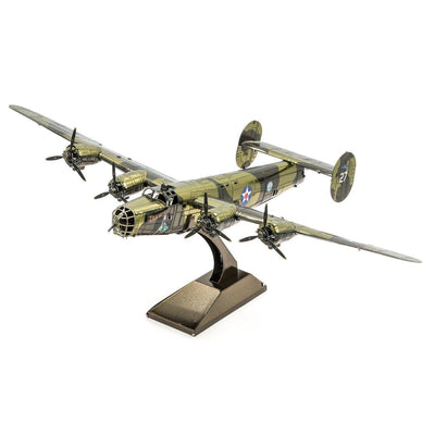 Metal Earth B-24 Liberator-Metal Earth-At Play Toys