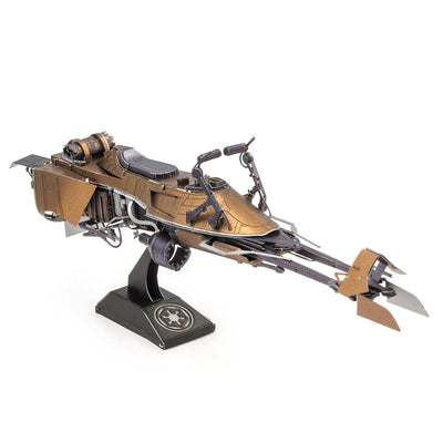 Metal Earth Star Wars Speeder Bike-Metal Earth-At Play Toys