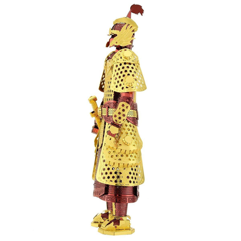 Metal Earth Chinese (Ming) Armor-Metal Earth-At Play Toys
