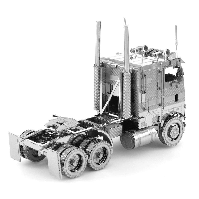 Metal Earth COE Cab-Over Semi Truck-Metal Earth-At Play Toys