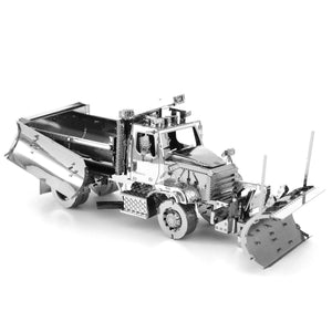 Metal Earth 114SD Snow Plow-Metal Earth-At Play Toys