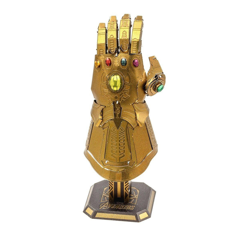 Metal Earth Avengers Infinity Gauntlet-Metal Earth-At Play Toys