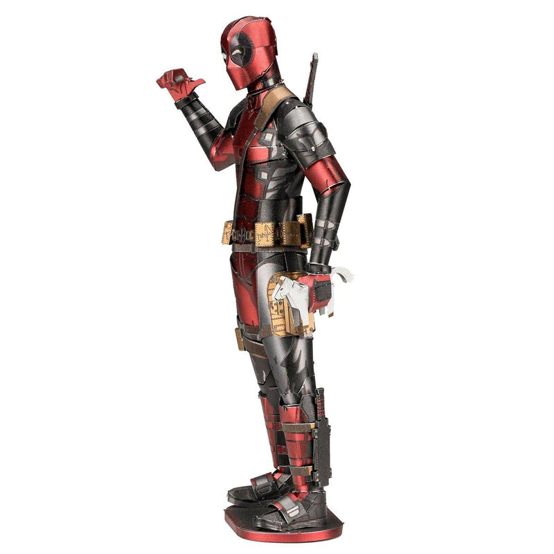 Metal Earth Deadpool-Metal Earth-At Play Toys