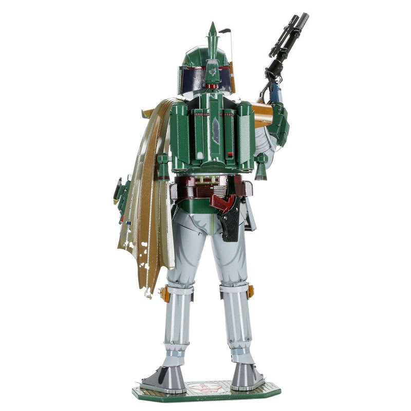 Metal Earth Premium Series Star Wars Boba Fett-Metal Earth-At Play Toys