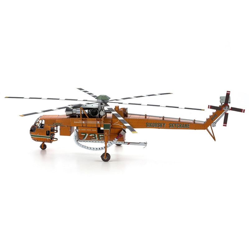 Metal Earth Premium Series S-64 Skycrane Helicopter