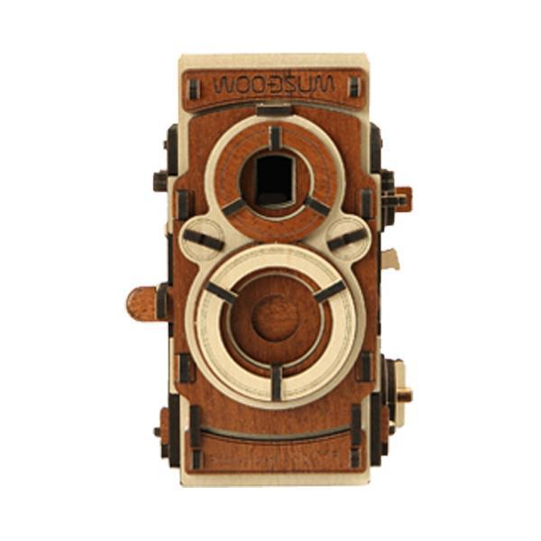 Rolleiflex Style Pinhole Camera-Warm Material-At Play Toys