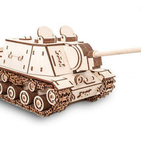T-34 Soviet Tank-ECO WOOD ART-At Play Toys