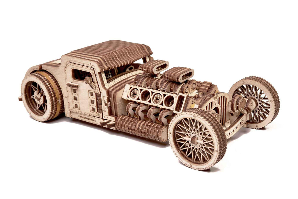 Hot Rod-Wood Trick-At Play Toys