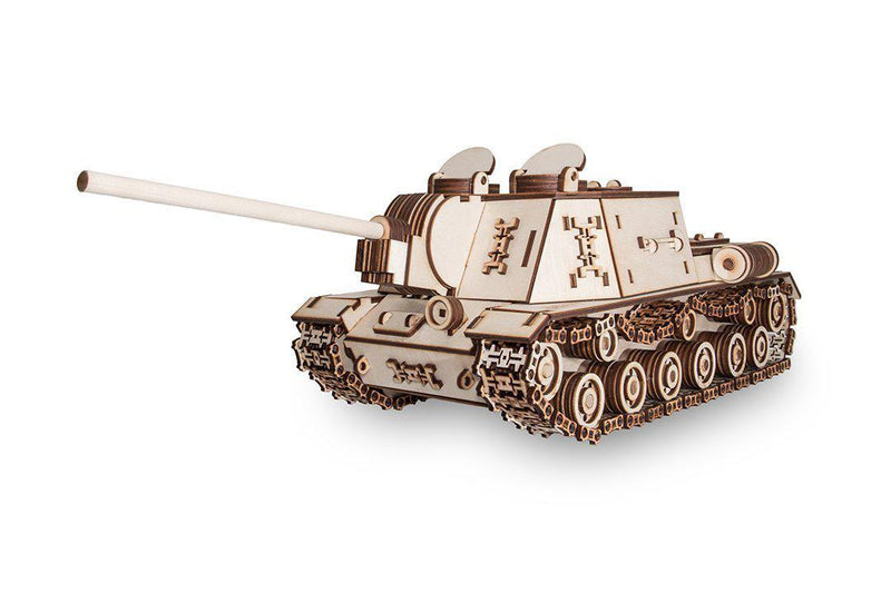 EWA T-34 Soviet Tank-ECO WOOD ART-At Play Toys