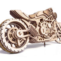Motorcycle-Wood Trick-At Play Toys