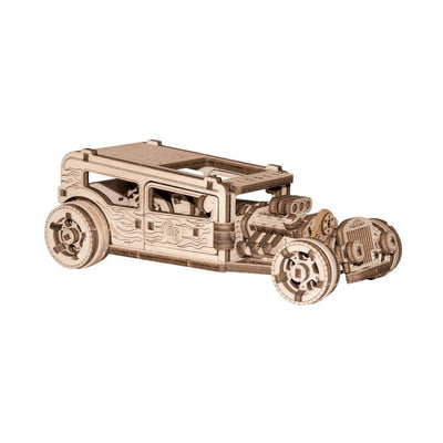 Hot Rod-Wooden.City-At Play Toys