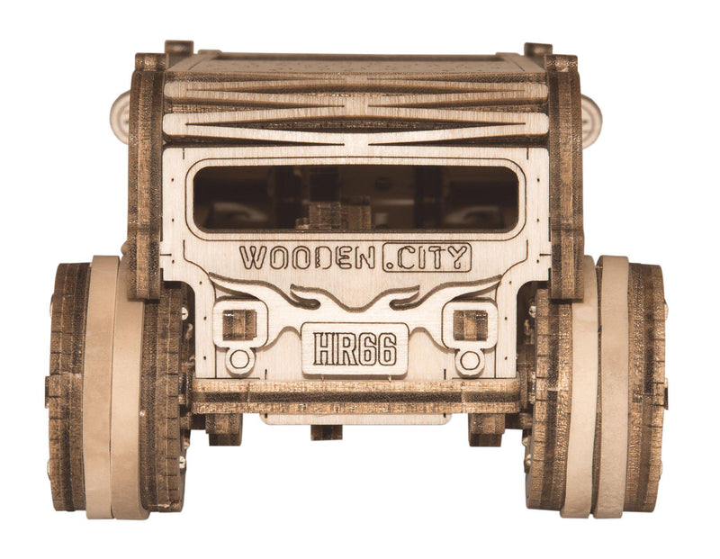 Wooden.City Hot Rod-Wooden.City-At Play Toys