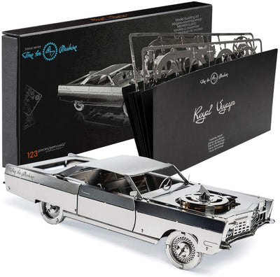 Royal Voyager Classic Car-Time For Machine-At Play Toys