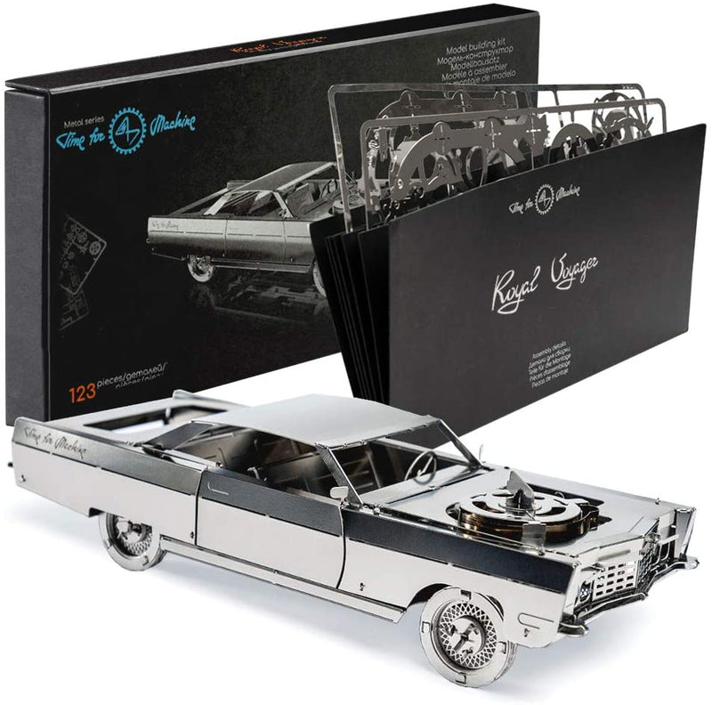 Time For Machine Royal Voyager Classic Car-Time For Machine-At Play Toys