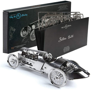 Silver Bullet Race Car-Time For Machine-At Play Toys