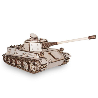 German Panzer VII Lowe Tank-ECO WOOD ART-At Play Toys