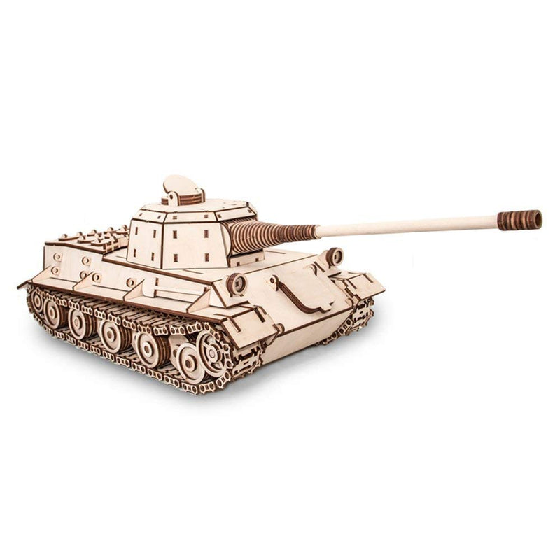 EWA German Panzer VII Lowe Tank-ECO WOOD ART-At Play Toys