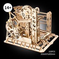 Lift Marble Coaster-Rokr-At Play Toys