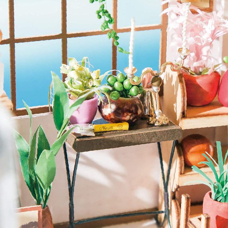 Emily's Flower Shop Diorama-Rolife-At Play Toys