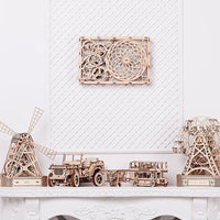 Wooden.City Kinetic Picture-Wooden.City-At Play Toys