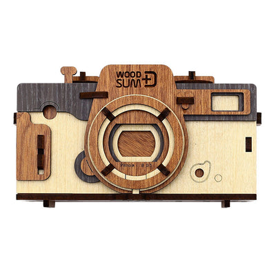 Pinhole Camera Kit-Warm Material-At Play Toys