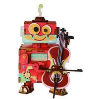 Little Performer Music Box-Rolife-At Play Toys