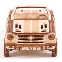 Wood Trick Cabriolet Car-Wood Trick-At Play Toys
