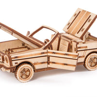 Cabriolet Car-Wood Trick-At Play Toys