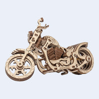 Wooden.City Cruiser Motorcycle-Wooden.City-At Play Toys