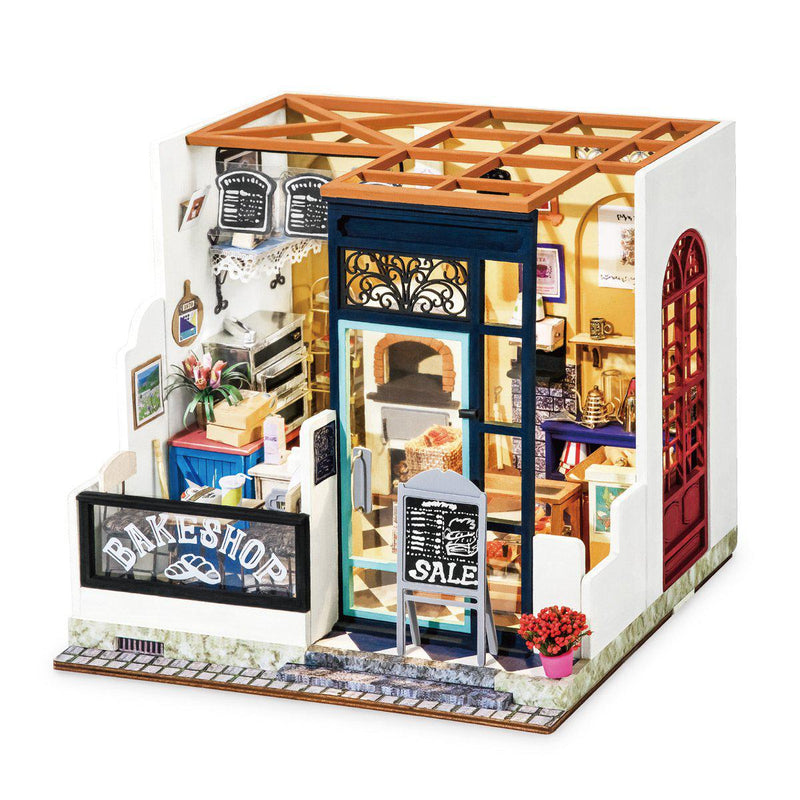 Nancy's Bake Shop Diorama-Rolife-At Play Toys