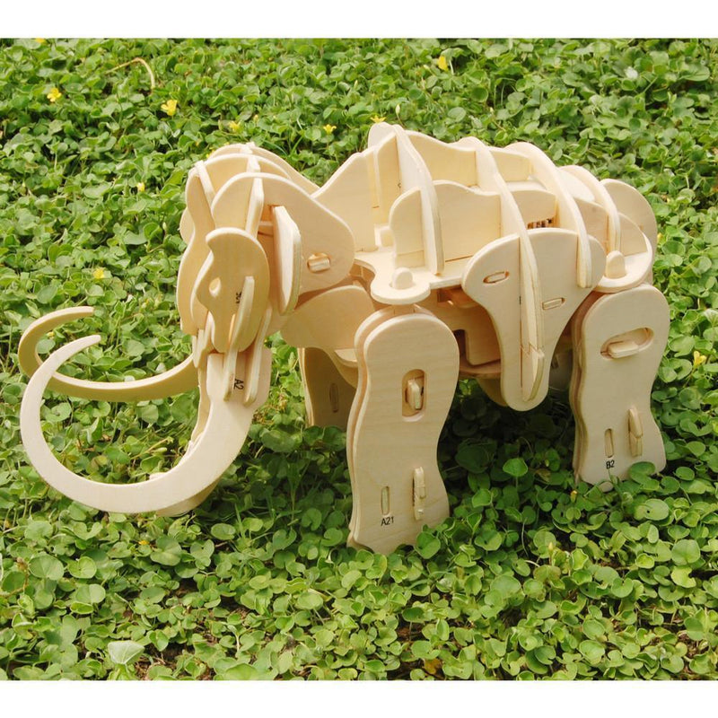 Sound Controlled Walking Mammoth-Robotime-At Play Toys