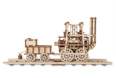 Locomotion #1 Train-ECO WOOD ART-At Play Toys