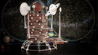 Mechanical Planetarium-ECO WOOD ART-At Play Toys