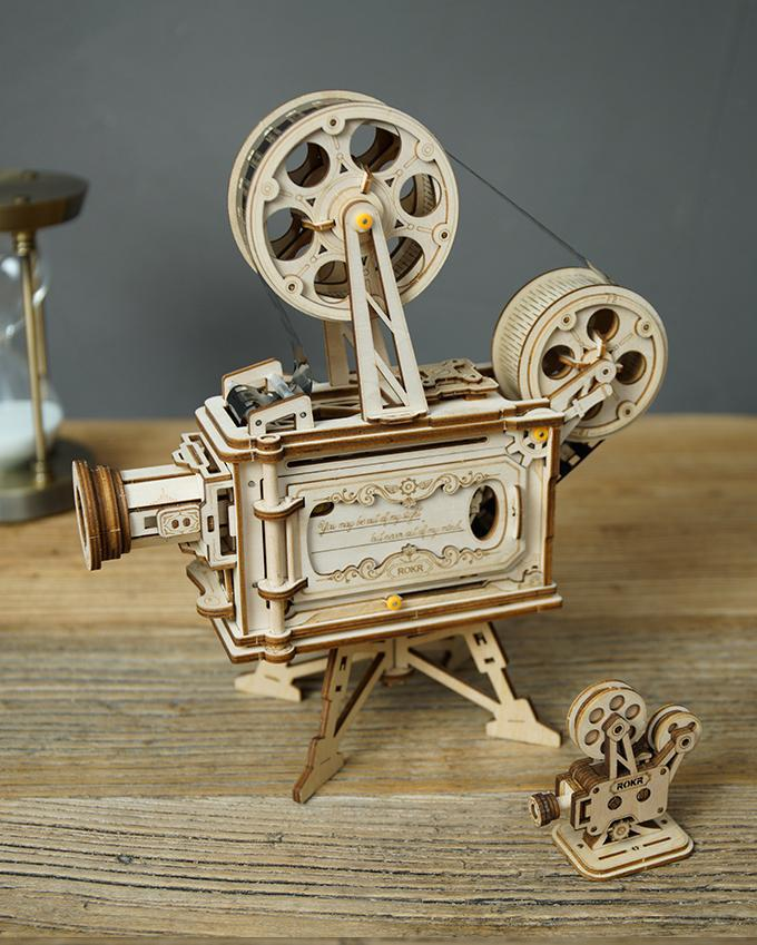 ROKR Mechanical Vitascope Movie Projector-ROKR-At Play Toys