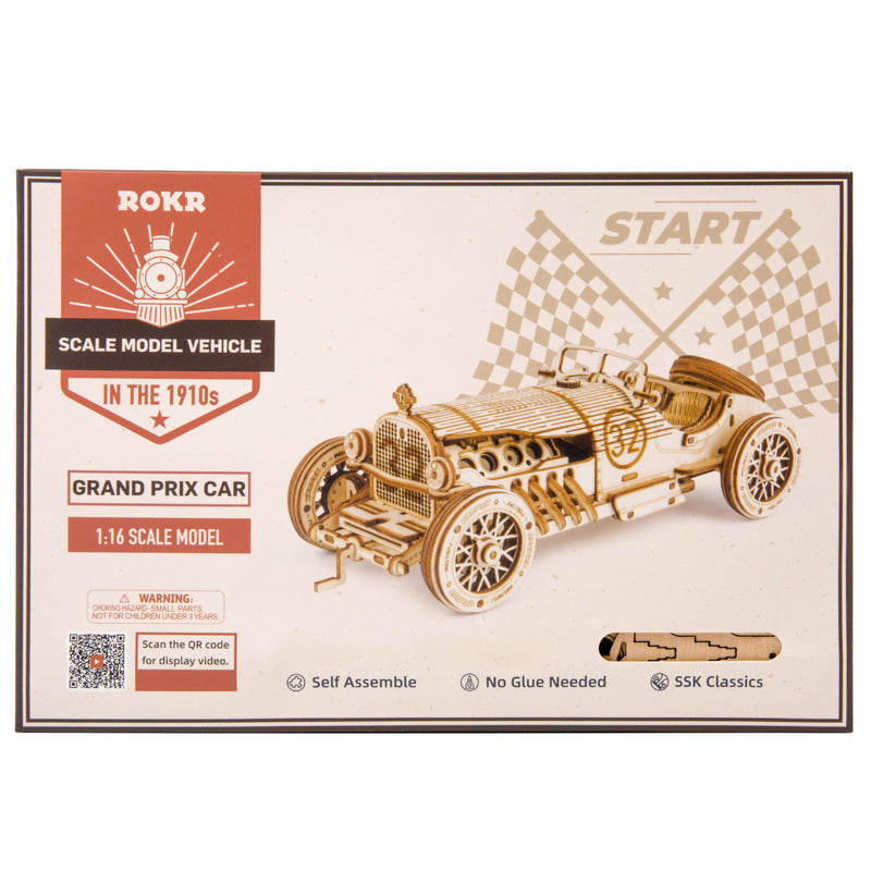ROKR 1:16 Scale Grand Prix Car-ROKR-At Play Toys