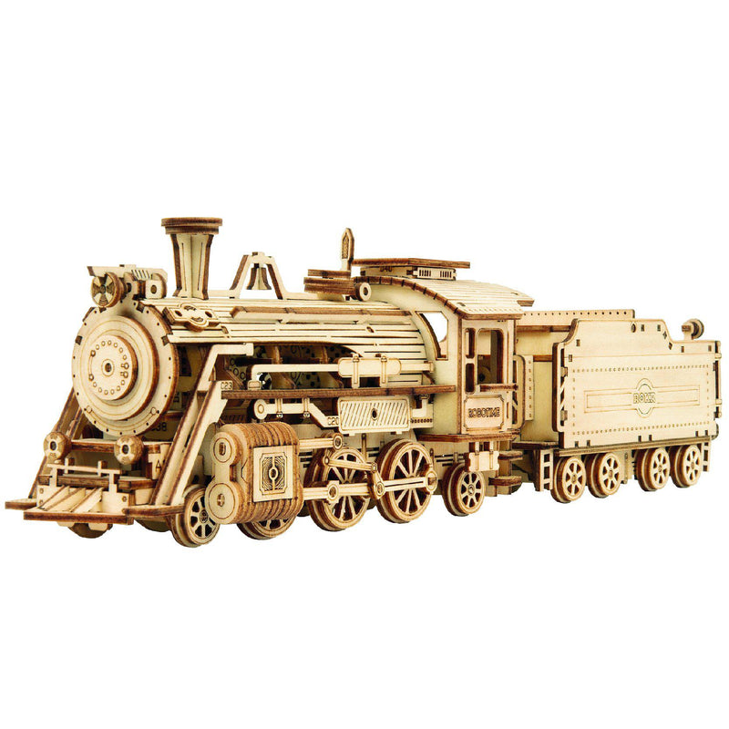 ROKR 1:80 Scale Prime Steam Express Train-ROKR-At Play Toys