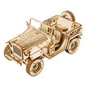 1:18 Scale Army Jeep-ROKR-At Play Toys