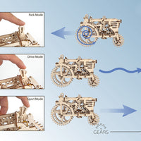 Tractor-UGears-At Play Toys