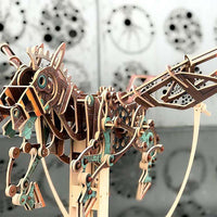 Clockwork Dreams Pegasus Of The Machine Age Automata Kit-ModelShop-At Play Toys