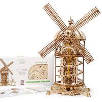 UGears Tower Windmill-UGears-At Play Toys